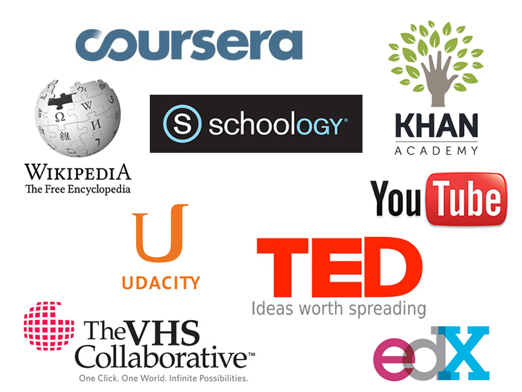Online Learning Logos